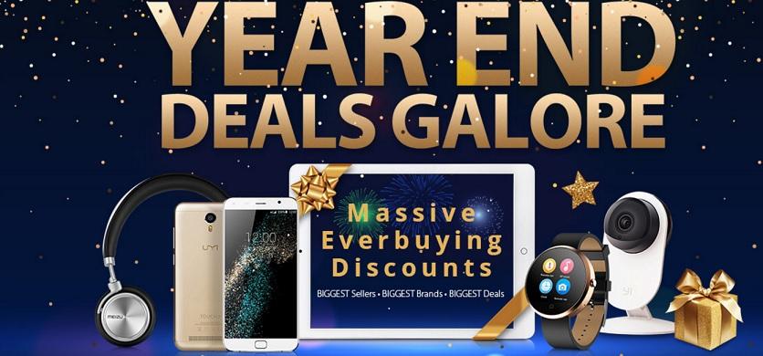 Oferta everbuying.net in materie de gadgeturi pentru sfarsit de 2016!