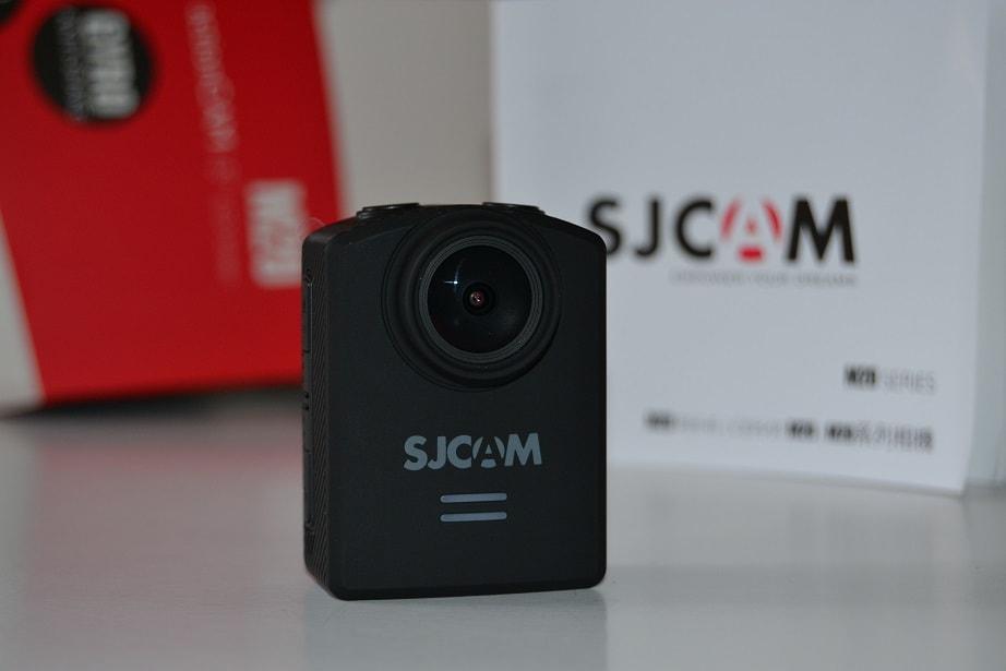 SJCAM M20 55 Unboxing camera de actiune SJCAM M20 si primele pareri