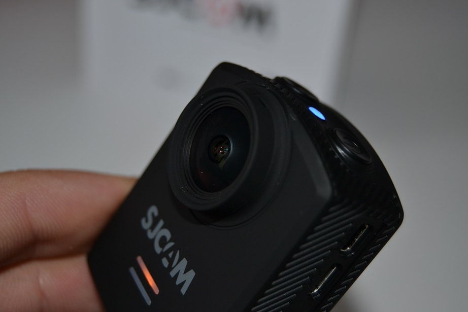 SJCAM M20 3 Unboxing camera de actiune SJCAM M20 si primele pareri