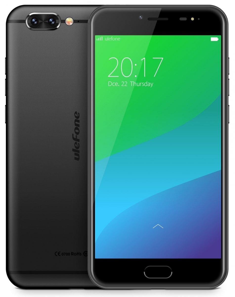 Ulefone Gemini Pro 1 Ulefone Gemini Pro cu Helio X27, telefon cu 3 camere de 13MP, iata pret