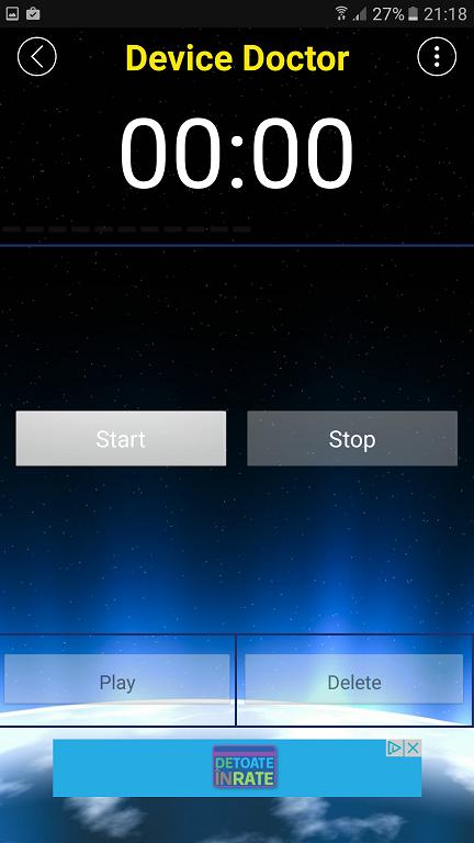 Device Doctor, alta aplicatie buna de testat un telefon Android