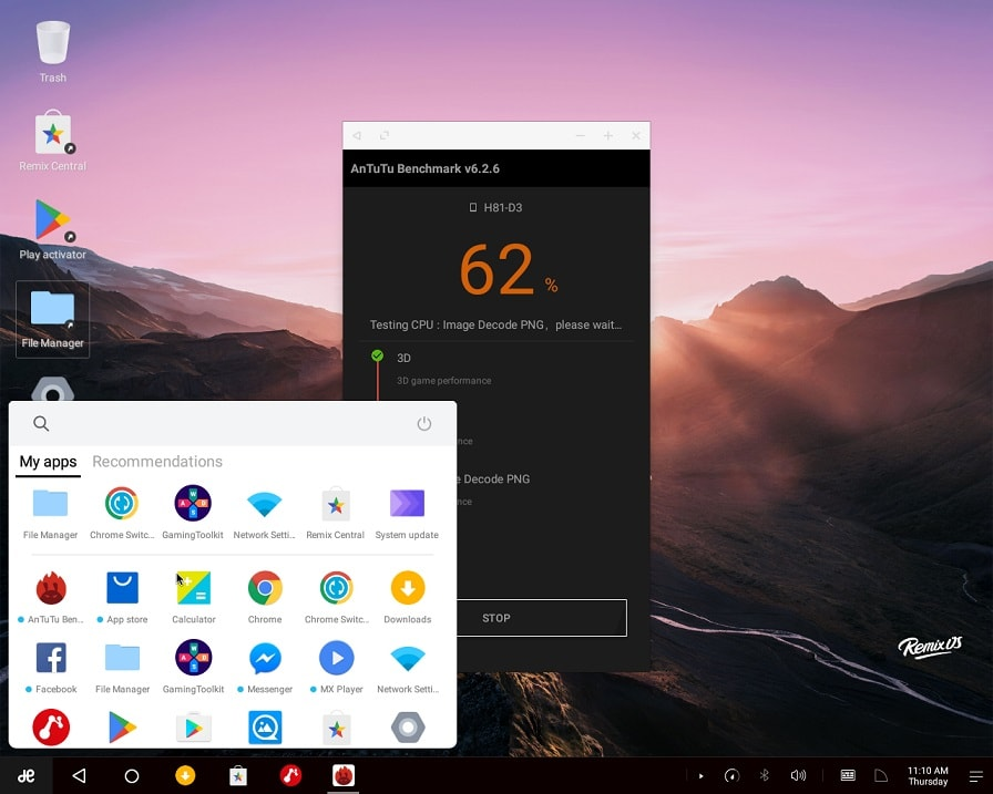 Tutorial instalare Remix OS full Android pe PC, varianta gratuita