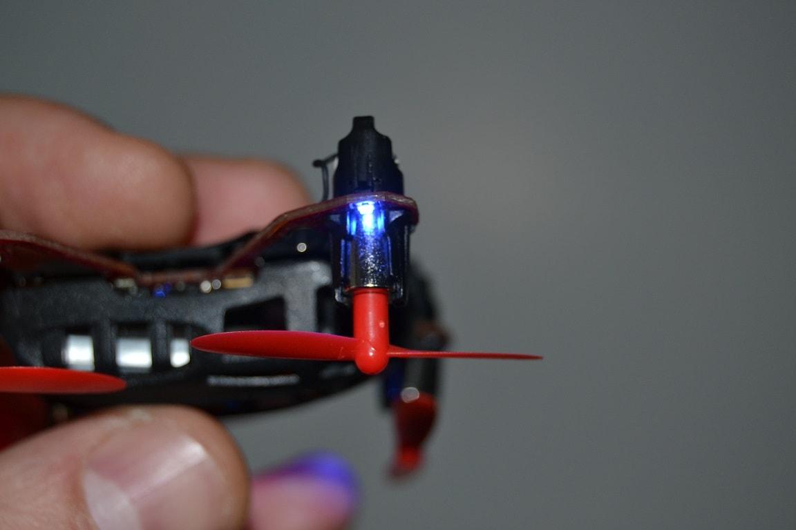 Review Drona Nano Hubsan X4 H111C Q4 cu camera