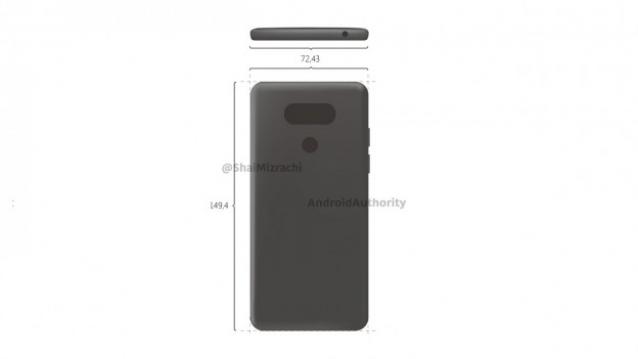 Prima imagine oficiala LG G6, specificatii dezvaluite si pret posibil