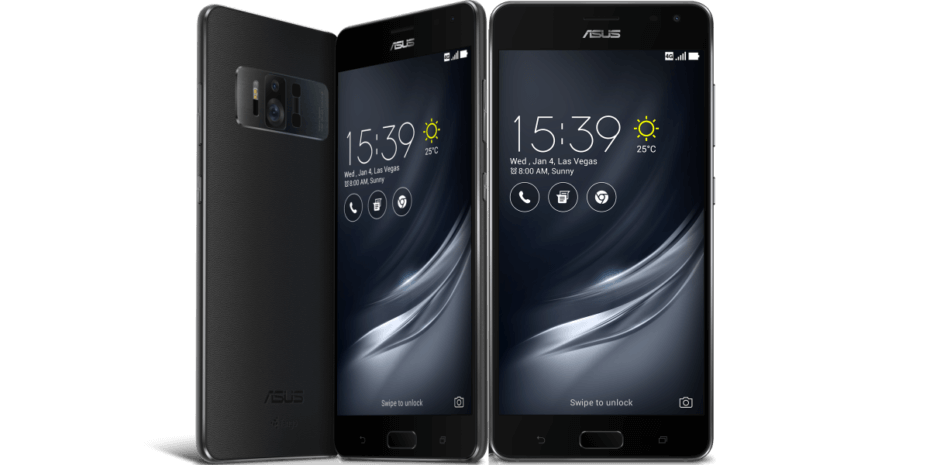 telefon cu 8 GB memorie RAM Asus Zenfone AR lansat, este primul telefon cu 8 GB memorie RAM