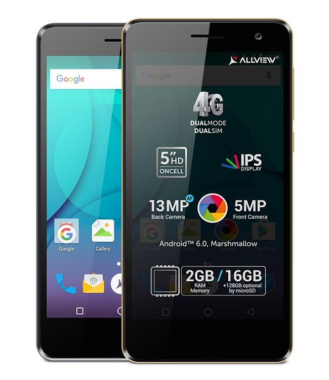 Allview P8 Life primul telefon lansat in 2017 pret si cateva pareri