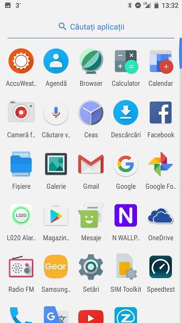 Instalare Android 7 Nougat pe Allview V2 Viper X (fisiere)