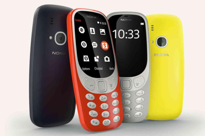 Nokia 3310 Nokia 3310 relansat la MWC 2017, iata pret si specificatii tehnice