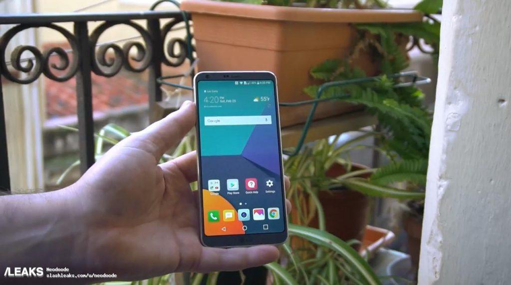 MWC 2017, lansarea telefonului LG G6, live streaming si detalii