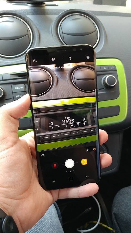 Samsung Galaxy S8+ apare in noi poze, este pur si simplu fabulos