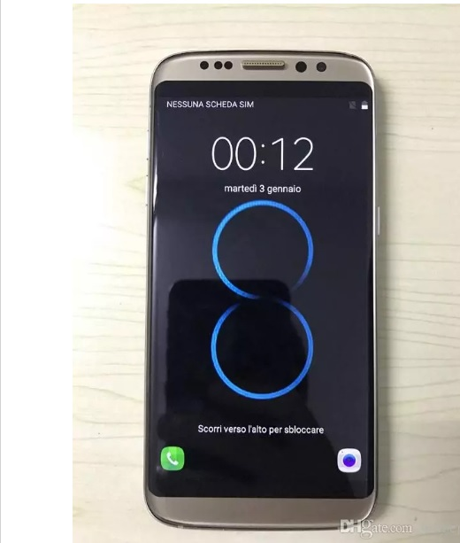 Replica De Samsung Galaxy S8 Poate Fi Deja Cumparata