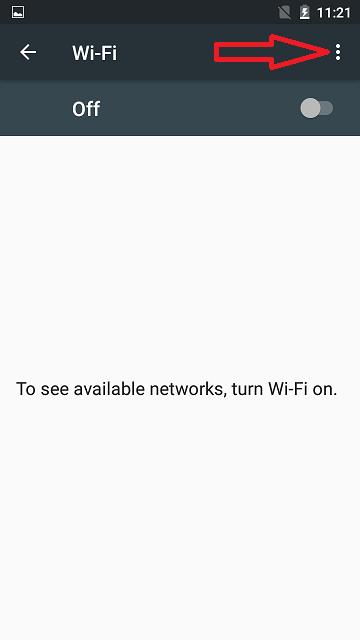 Cum sa setezi telefonul pentru a fi conectat mereu la WiFi