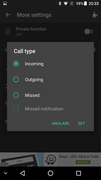 Iata cea mai buna aplicatie pentru apeluri si mesaje false