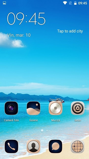 Review Bluboo Edge, OS si testele de benchmark nu chiar stralucite