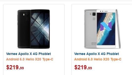 Vernee VOS va rula pentru prima data pe telefonul Apollo X