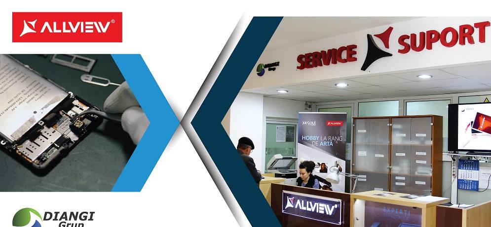 Allview si Diangi Allview si Diangi, masuri noi pentru telefoanele din service in garantie