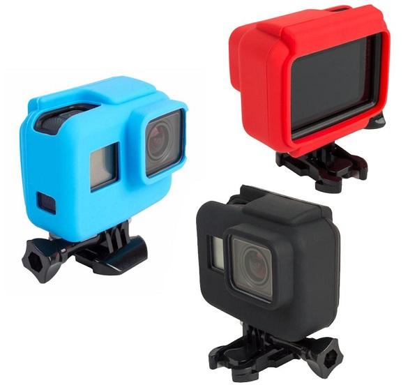 Aplicatia Capture si GoPro Hero 5 plus cele mai bune accesorii