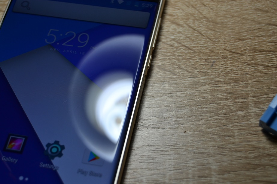 Misiune indeplinita, ecranul lui Ulefone Future schimbat