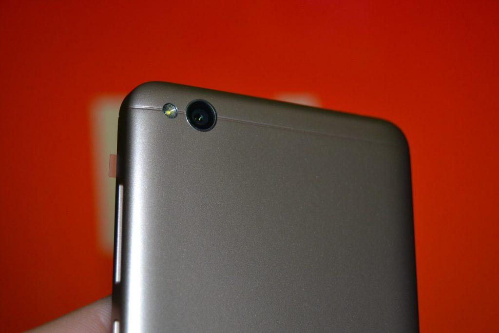 Camera Xiaomi Redmi 4A, mai mult de atat nu se poate