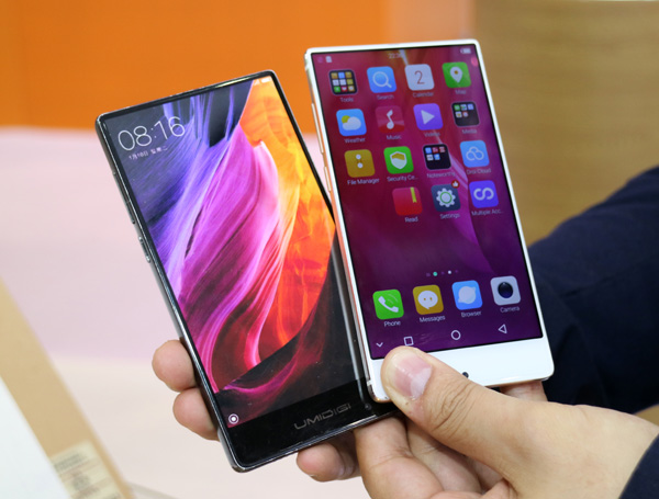 UMIDIGI Crystal telefon bezel-less cu pret de numai 99 USD