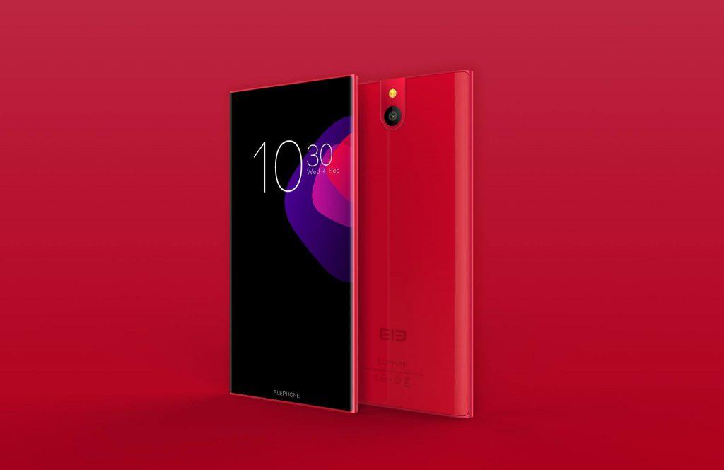 Elephone anunta oficial un telefon ce are un display cu raport 18:9