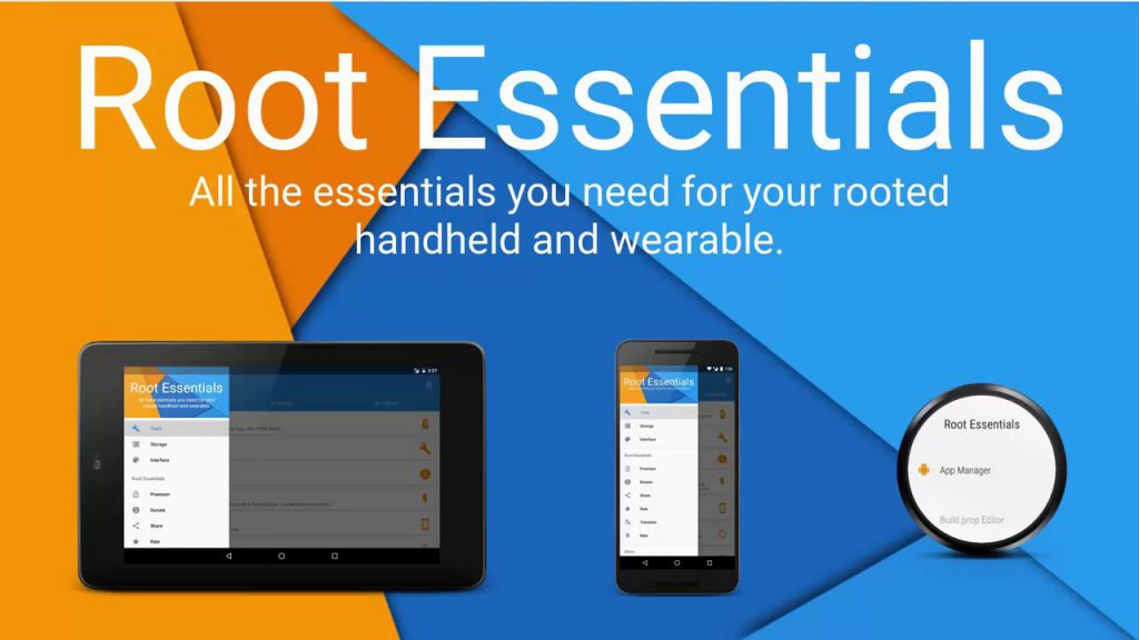 Root Essentials, multe unelte root intr-o singura aplicatie