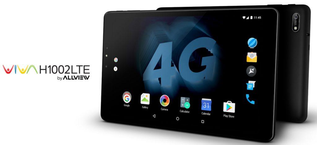 allview viva h1002 lte, o tableta noua cu 4g, iata cateva pareri