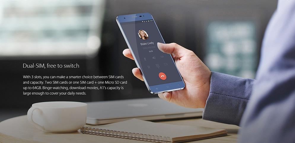 Elephone A1 lansat oficial, ieftin, display HD dar numai 3G