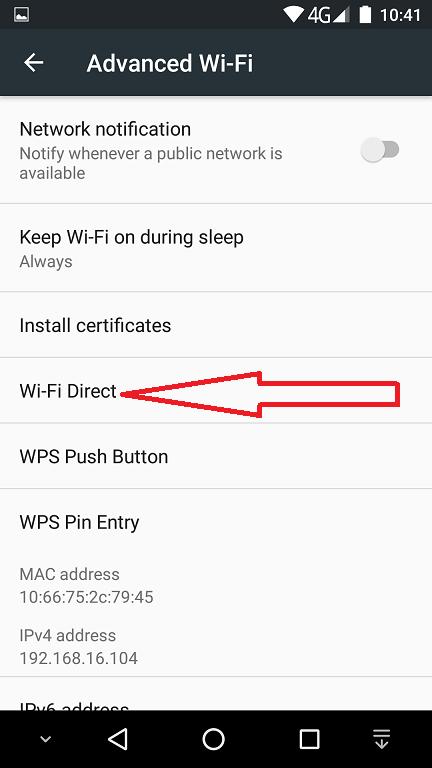 Ce inseamna Wi-Fi Direct si cum se poate folosi?