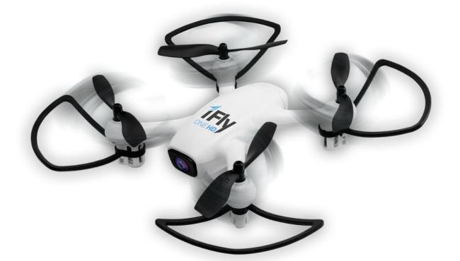 Evolio iFly One HD si iFly Range, drone noi sub brand local