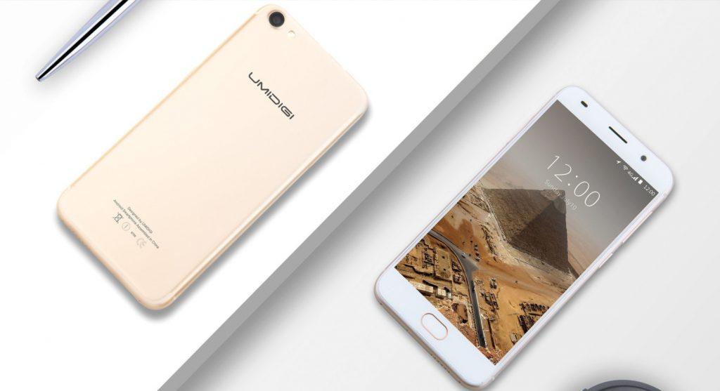 UMIDIGI G UMIDIGI G lansat, adica o clona oficiala de iPhone 7
