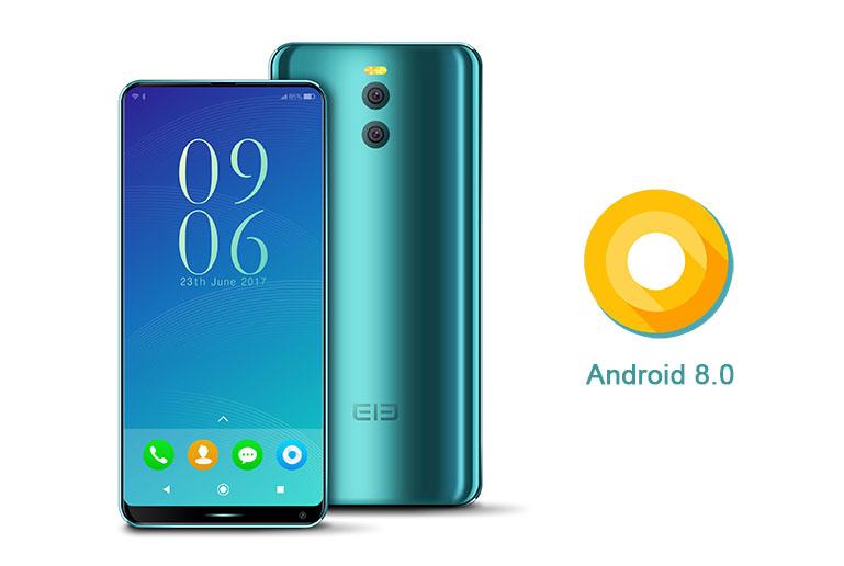 Elephone se pregateste elephone de lansarea unui telefon cu android 8?