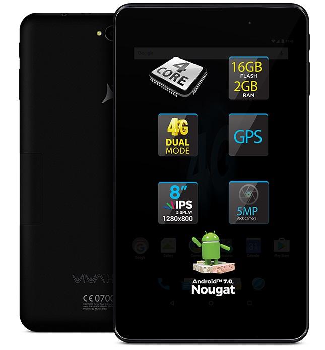 Allview Viva H802 allview viva h802, tableta noua cu 4g si android nougat