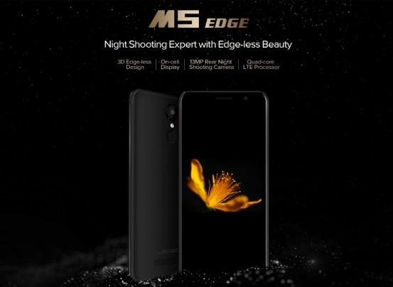 leagoo m5 edge, detalii despre camera foto de 13 mp