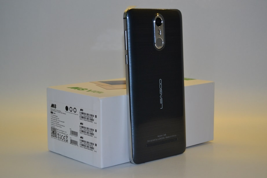 "leagoo m8, unboxing si scurt review video, display 5.7"" rezolutie hd"