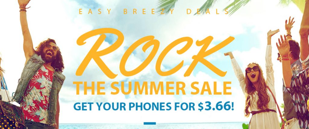rock the summer sale, modul gearbest de a intampina vara