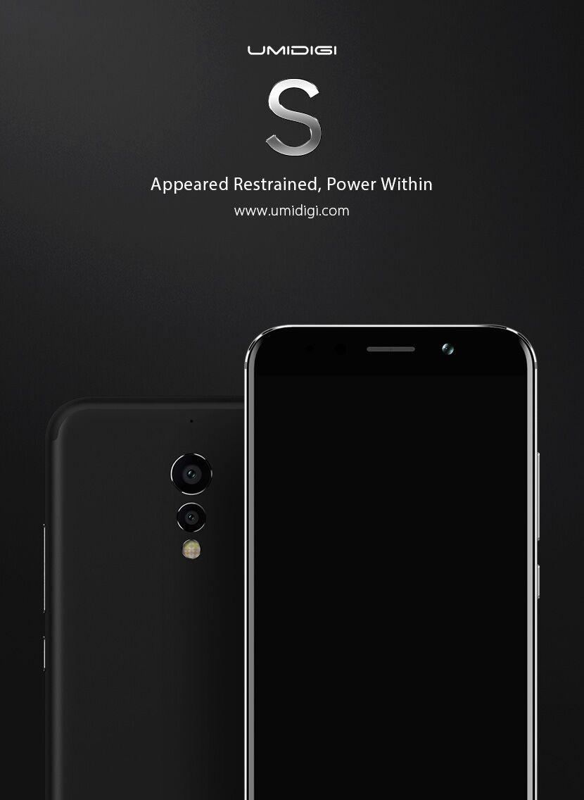 umidigi s, un telefon mobil nou dintr-o serie noua