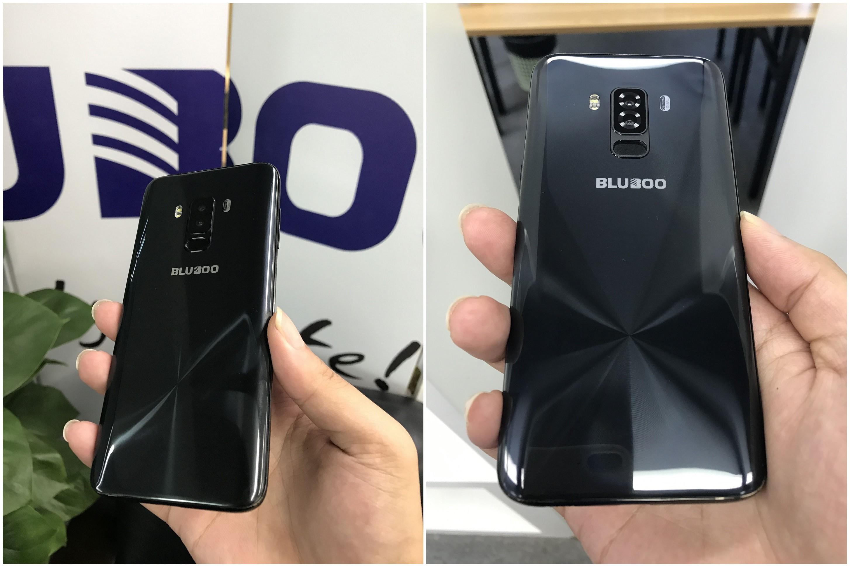 BLUBOO S8 bluboo s8 comparat cu samsung galaxy s8, 80 usd vs 800 usd