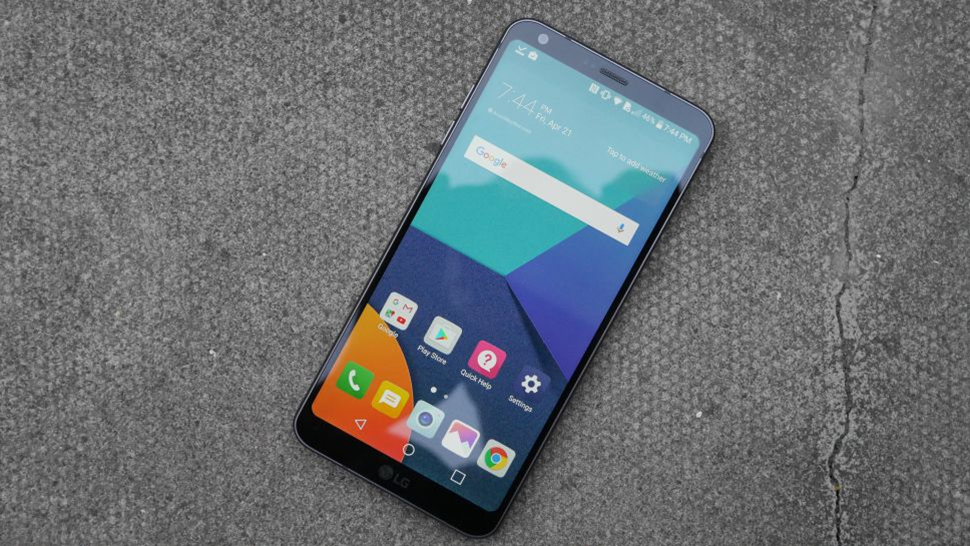 LG G6 mini lg g6 mini se va numi probabil lg q6, conform evan blass