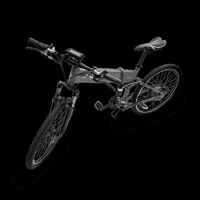 Evolio X-Bike evolio x-bike, adica o bicicleta electrica sub brand local