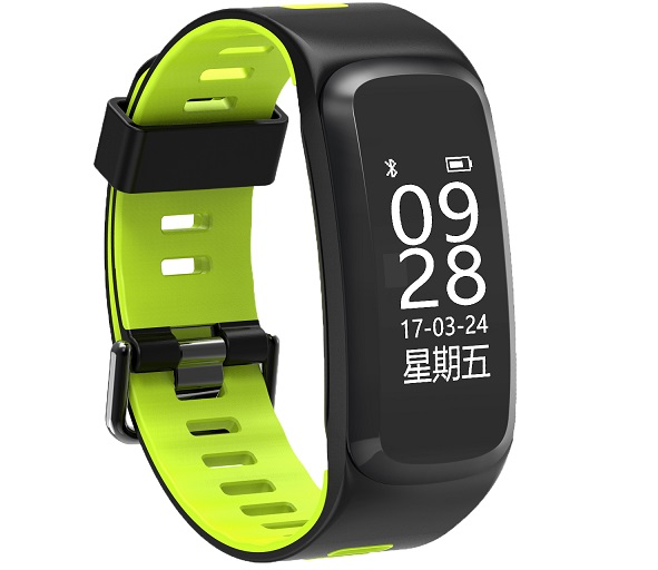 no.1 f4 smartband, bratara fitness cu functii avansate
