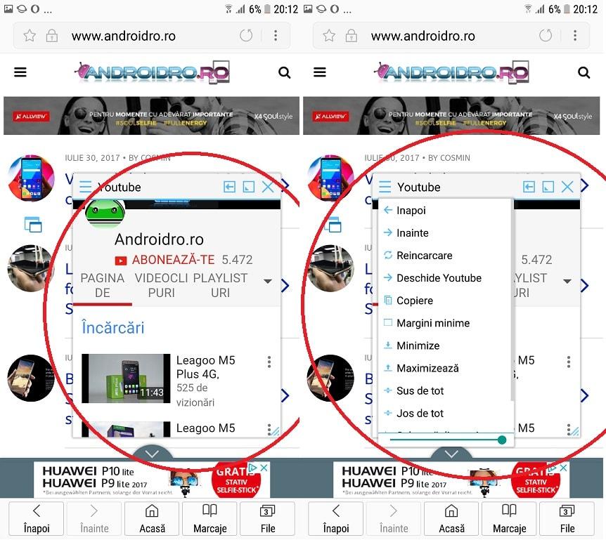 aplicatie buna si utila pentru cei ce vor split screen pe telefon