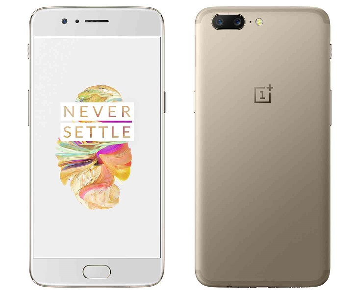 oneplus 5 soft gold limited edition, culoare noua si atat!