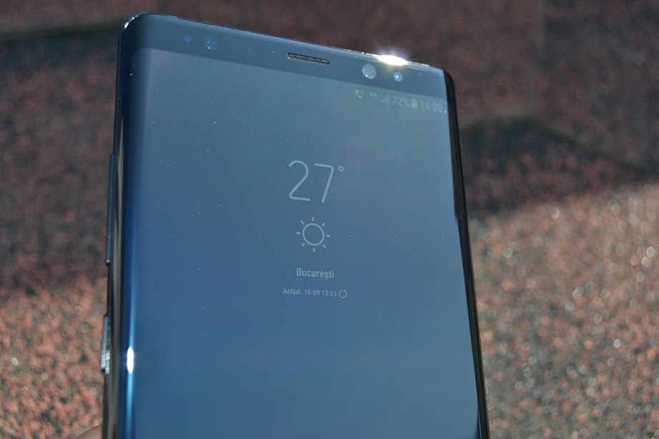 Review (1) Samsung Galaxy Note 8
