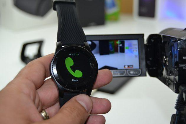 review smartwatch no.1 g8, fara android dar ieftin si bun