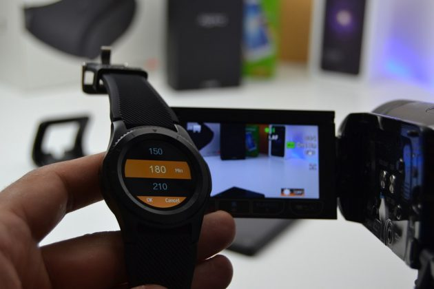 review smartwatch no.1 g8, fara android dar ieftin si bun