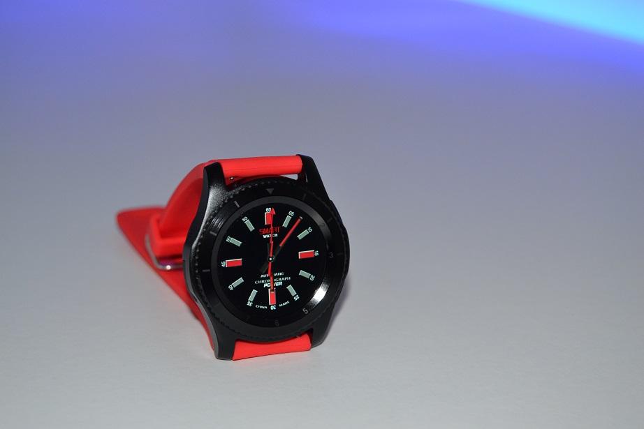 Review smartwatch No.1 G8