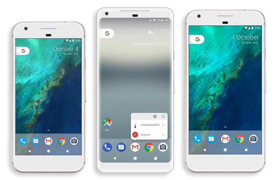 Google Pixel 2 si Pixel 2 XL google pixel 2