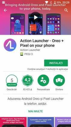instaleaza pixel 2 launcher si android oreo pe orice telefon
