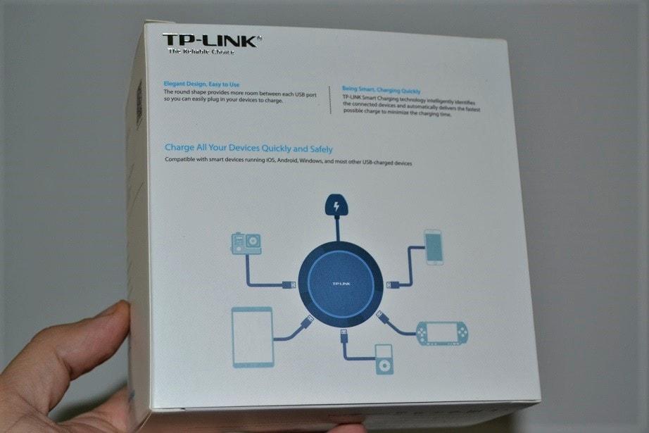 review incarcator tp-link priza 40w 5 porturi usb